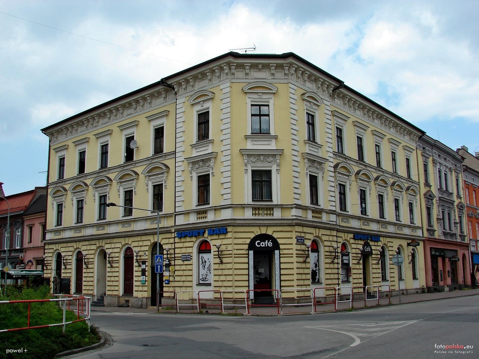 Sokola Tůmy 2 Kamienica Gottlieba I Charlotty Zuckermandelów